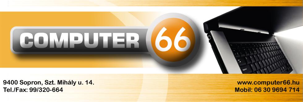 Computer 66 – számítástechnika Sopron